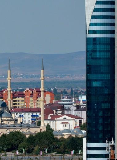 Золото республики. Почему чеченская нефть стоит дешево