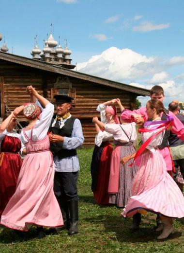 Самобытная Россия: ливвики