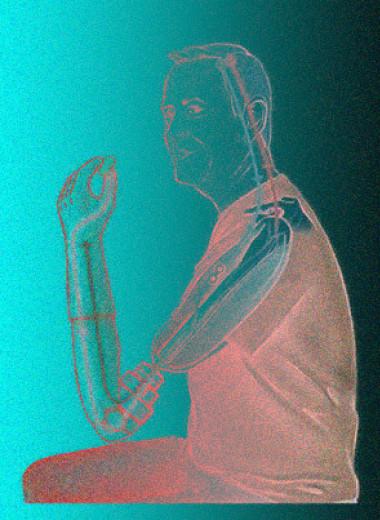 Бионические руки не помогли перепрошить осязание