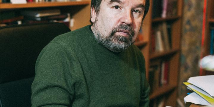 Филолог Олег Лекманов — о книгах, которые он читает вслух