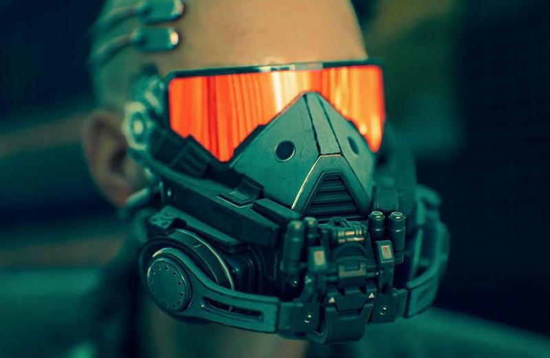Ghostrunner – элегантная, но странная игра про наше постчеловеческое будущее