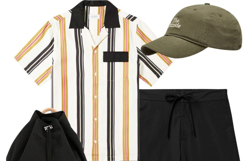 Возьмите в отпуск одну из этих рубашек с коротким рукавом