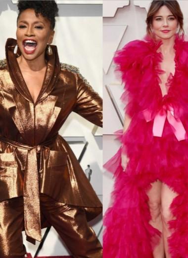 Худшие наряды «Оскара-2019»: треш и угар (или круто и необычно?)