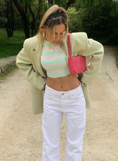 Потеплело! Как одеваться сейчас, чтобы быть самой модной, — 9 советов для тебя