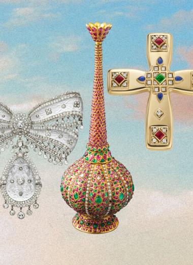 Как устроена выставка Cartier в Эрмитаже