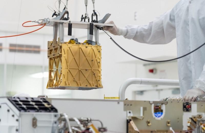 Марсоход Perseverance извлек кислород из атмосферы Красной планеты
