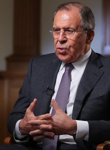 Сергей Лавров— РБК: «Россия не ставит политику выше экономики — мы пока еще помним учение Маркса»
