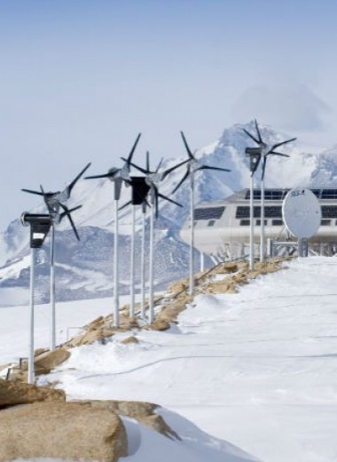 25 фактов об Антарктике