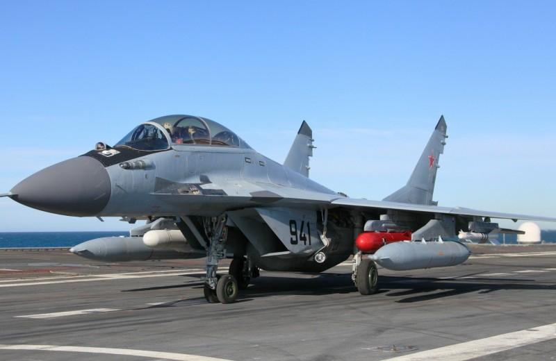 Задуманный в СССР, рожденный в России: МиГ-29К