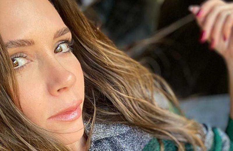 Шикарная Виктория Бекхэм: дразнящие фото певицы, дизайнера исветской львицы