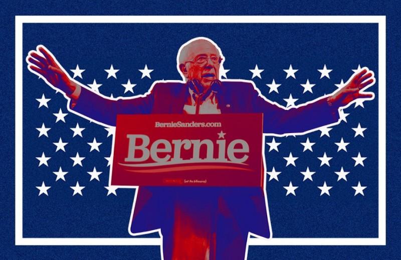 Почему «ворчливый, но любящий дед» Берни Сандерс мог бы побороть Трапа на поле новой искренности (но президентом ему не стать)