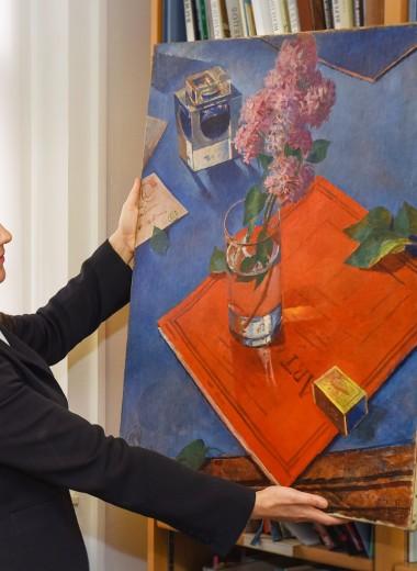 Музейный Петров-Водкин и императорский Фаберже: топ-лоты русских торгов аукциона Christie's