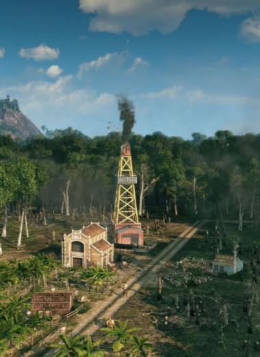 Обзор игры Anno 1800: мера всех строительных вещей