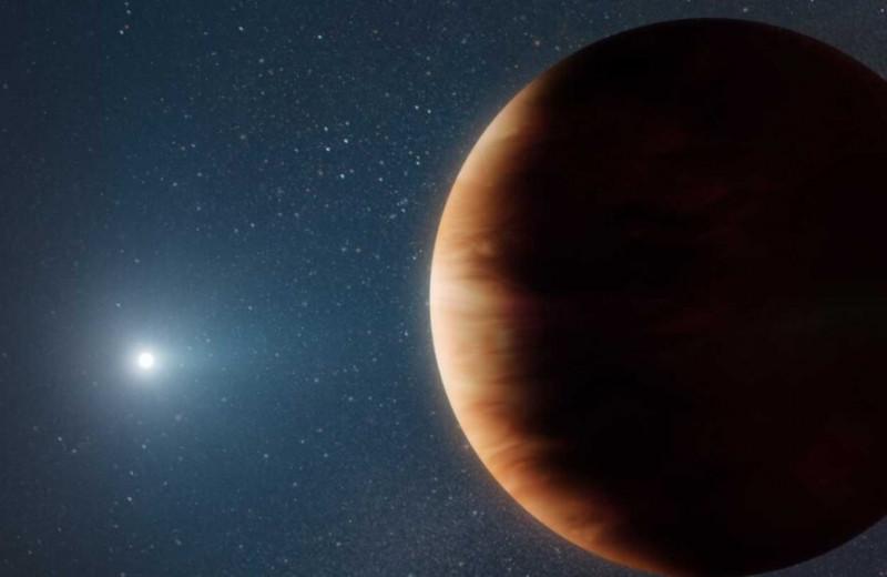 Обнаружена планета, которая вращается вокруг мертвой звезды