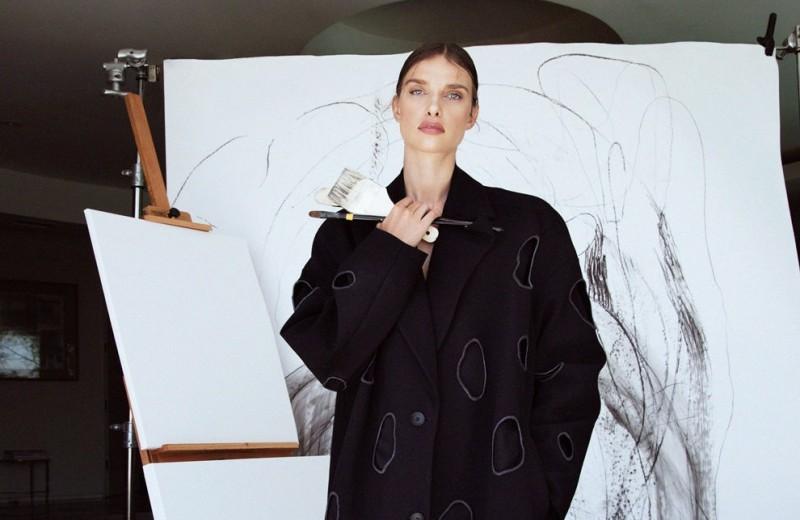 Маша Руденко об искусстве перевоплощения и искусстве вообще