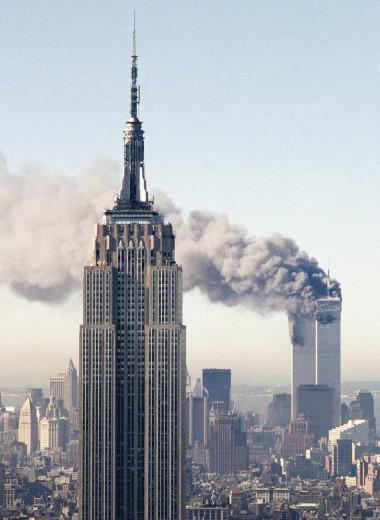20 лет теракту 11 сентября. Вспоминаем этот день в 20 фотографиях