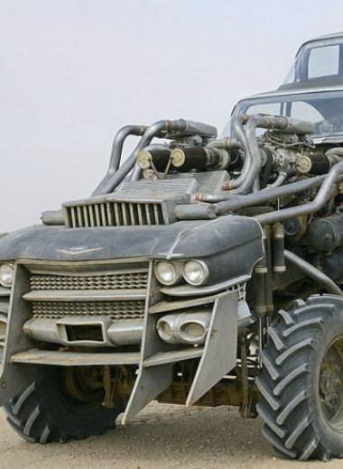 5 самых крутых автомобилей из культовых фильмов