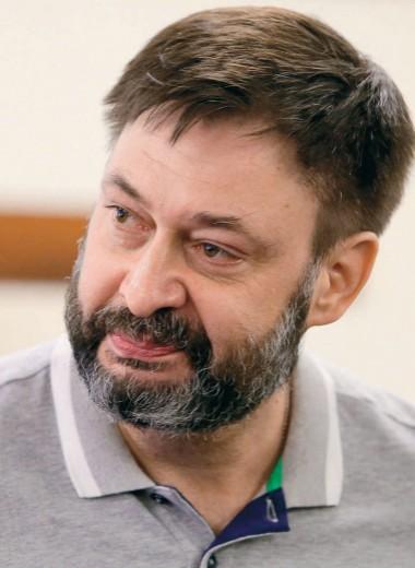Кирилл Вышинский на свободе