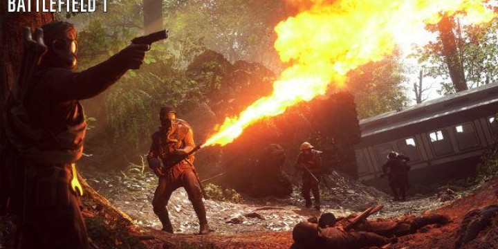 Battlefield 1: Фронтовые записки
