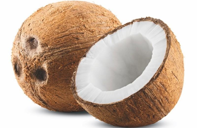 Как кокос помогает худеть?