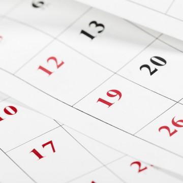 Знаковые даты