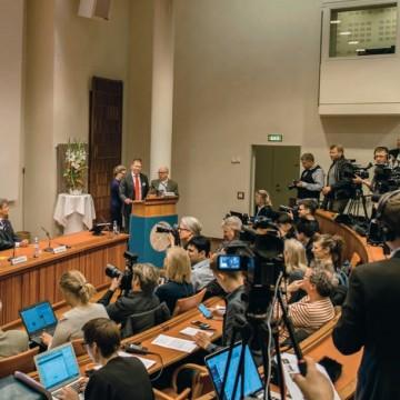Герои Нобелевской недели