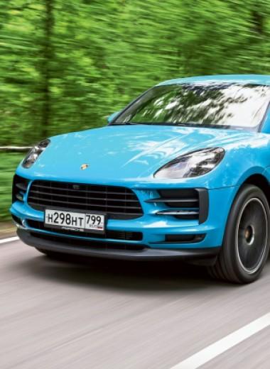 Porsche Macan: средство против скупости