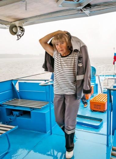 Любимая жизнь капитана Гавриловой