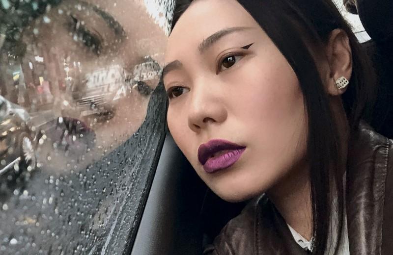 Я и мое селфи: Ян Гэ