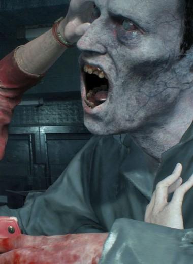 Впечатления от Resident Evil 2