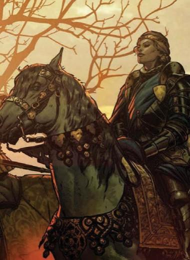 «Кровная вражда: Ведьмак. Истории»