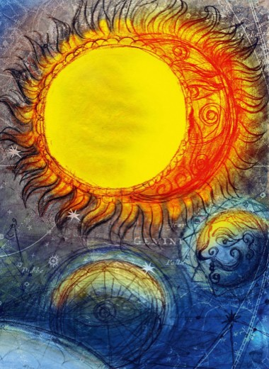 Астрологический прогноз на новый год
