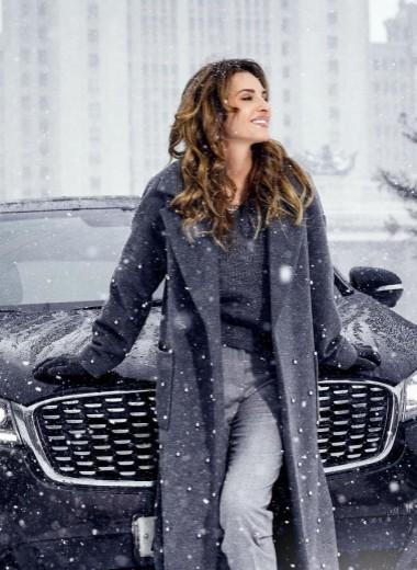 «Автомобиль для девушки — полезный аксессуар»