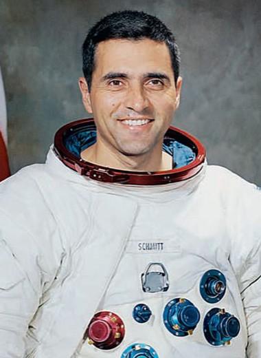 Сказка о геологе Джеке Шмитте, который стал астронавтом и побывал на Луне