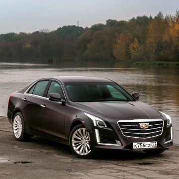Cadillac CTS– Jaguar XF. Декларация независимости