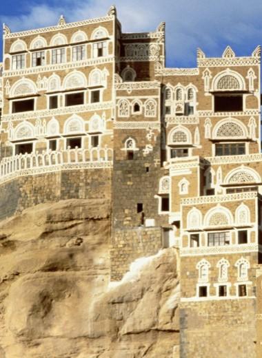 Дар-аль-Хаджар, Йемен