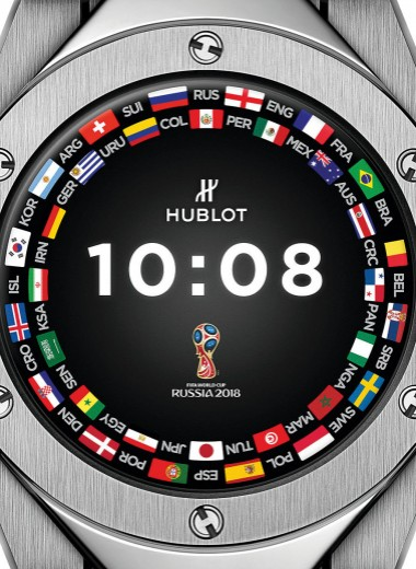 Какие часы носят судьи?
