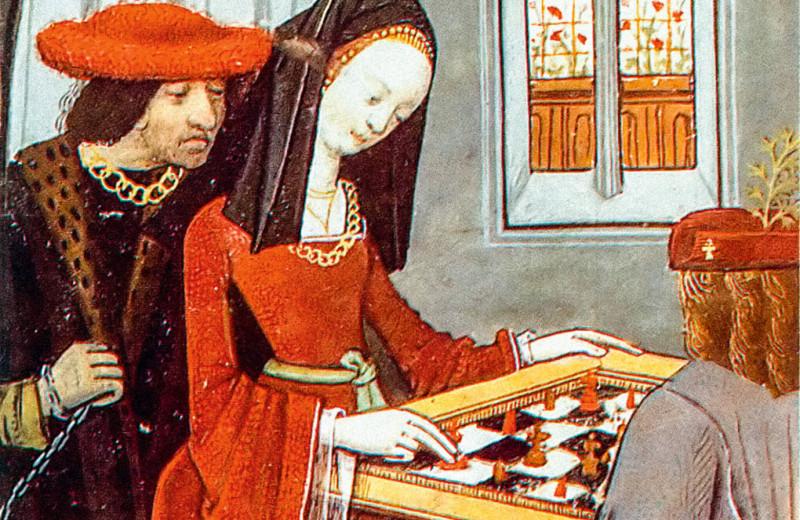 Зачем Августин, Остап Бендер и HAL 9000 играли в шахматы