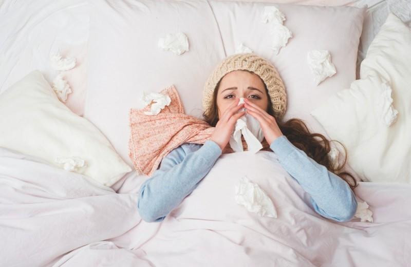 5 отличий весеннего гриппа