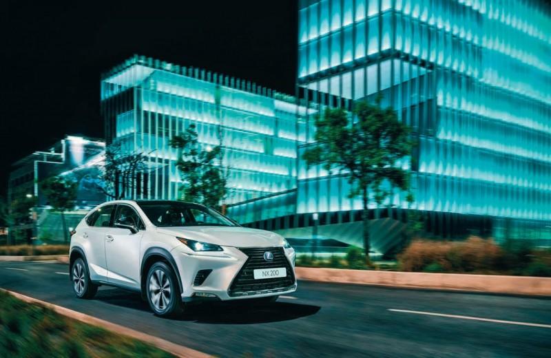 Спецсерия от Lexus