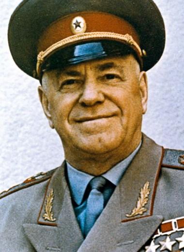 Проигранное сражение маршала Жукова