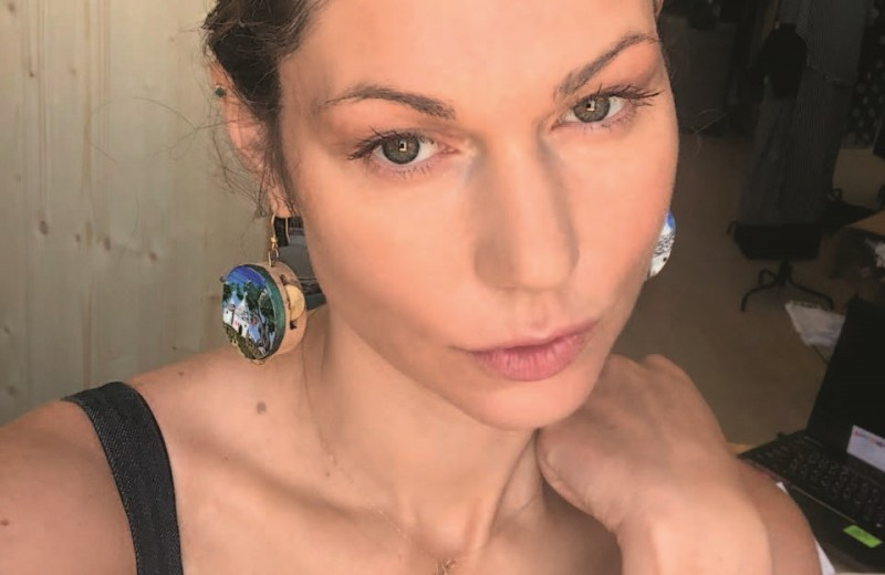Я и мое селфи: Евгения Линович