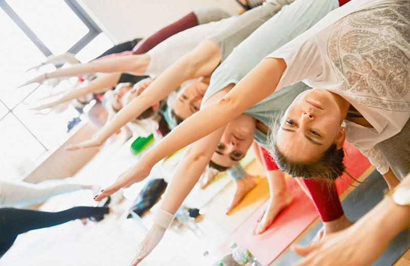 12-я международная конференция Yoga Journal
