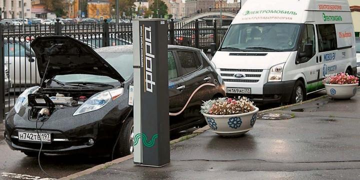 Свободу электромобилям!