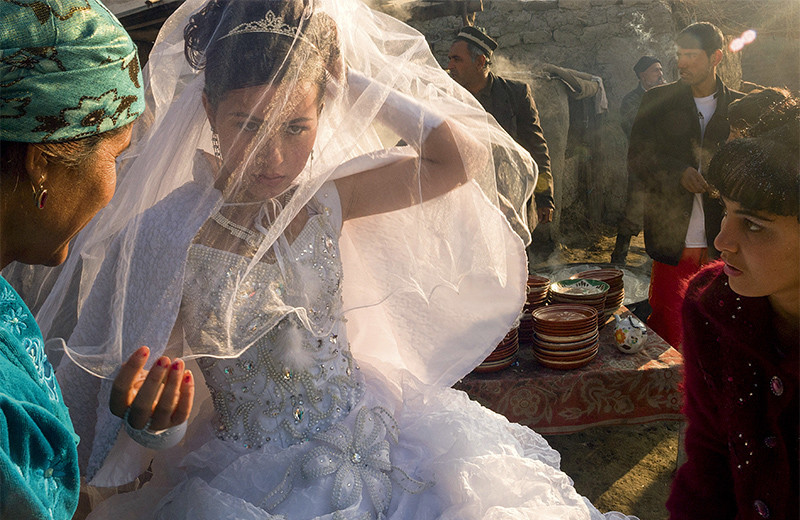 Свадьба по-узбекски