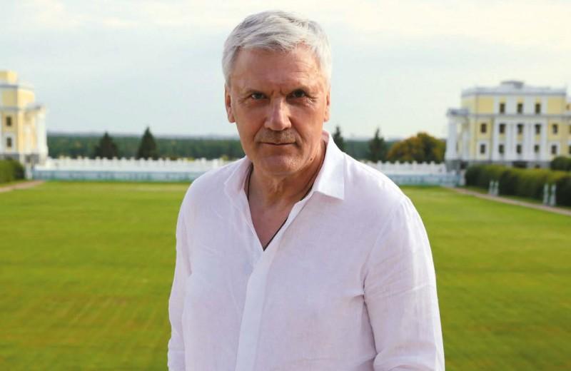 Владимир Ташлыков: «Не рискнул бы играть Господа Бога»