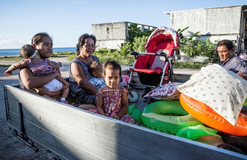 Океания: столицы и лица