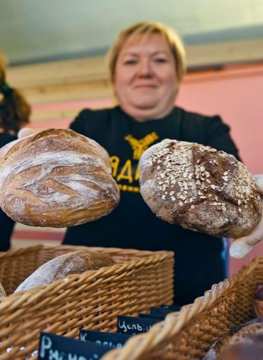 Хлеб из первых рук