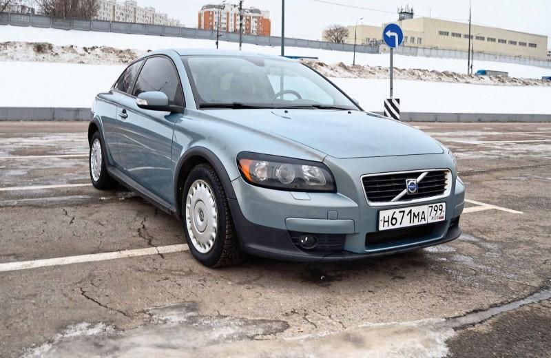 Volvo C30: комфорт превыше всего!