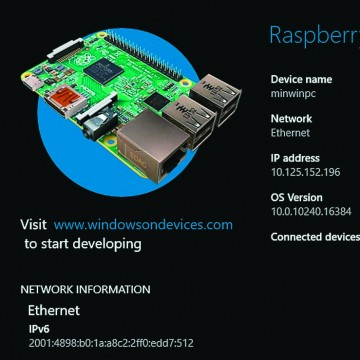 На что способен Raspberry Pi 3